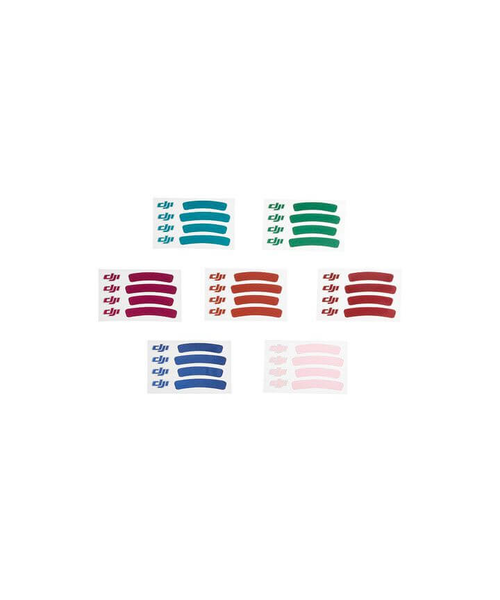 Imagen DJI Phantom 3 - Set de Stickers 01